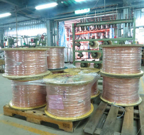 Braided Wire - Bus Bar, Ground Wire | DELEO CABLE